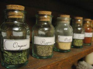 almacenar plantas medicinales